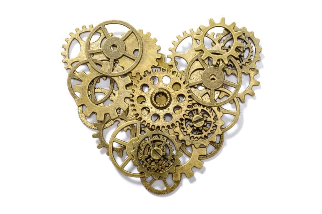 Una rotellina mancante nell'ingranaggio dei sentimenti | Dipendiamo.blog
