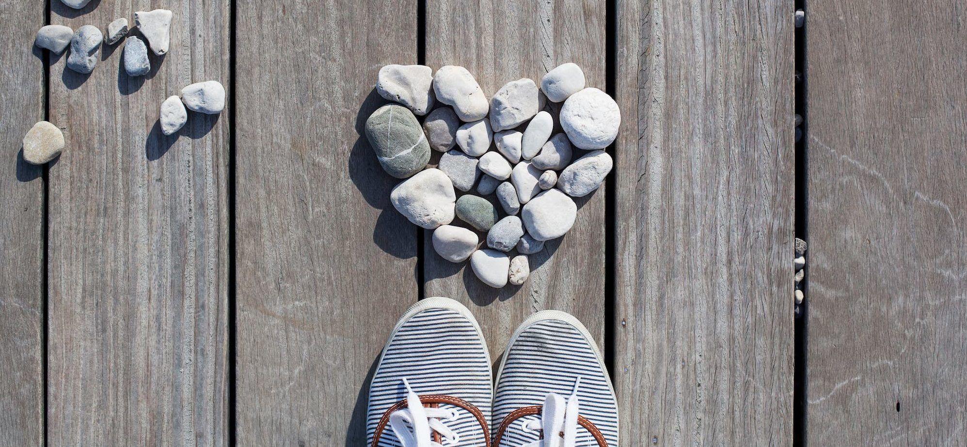 La strada dell'amore verso me stessa | Dipendiamo.blog