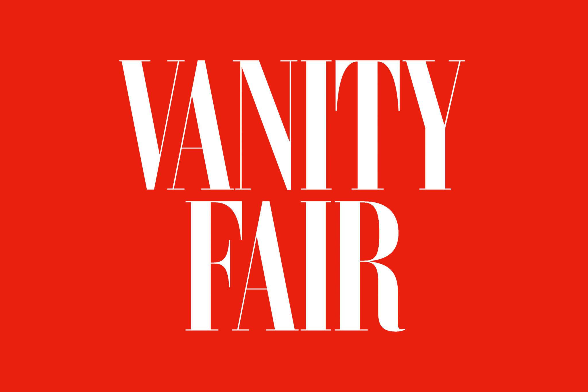 Logo Vanity Fair | Dipendiamo.blog