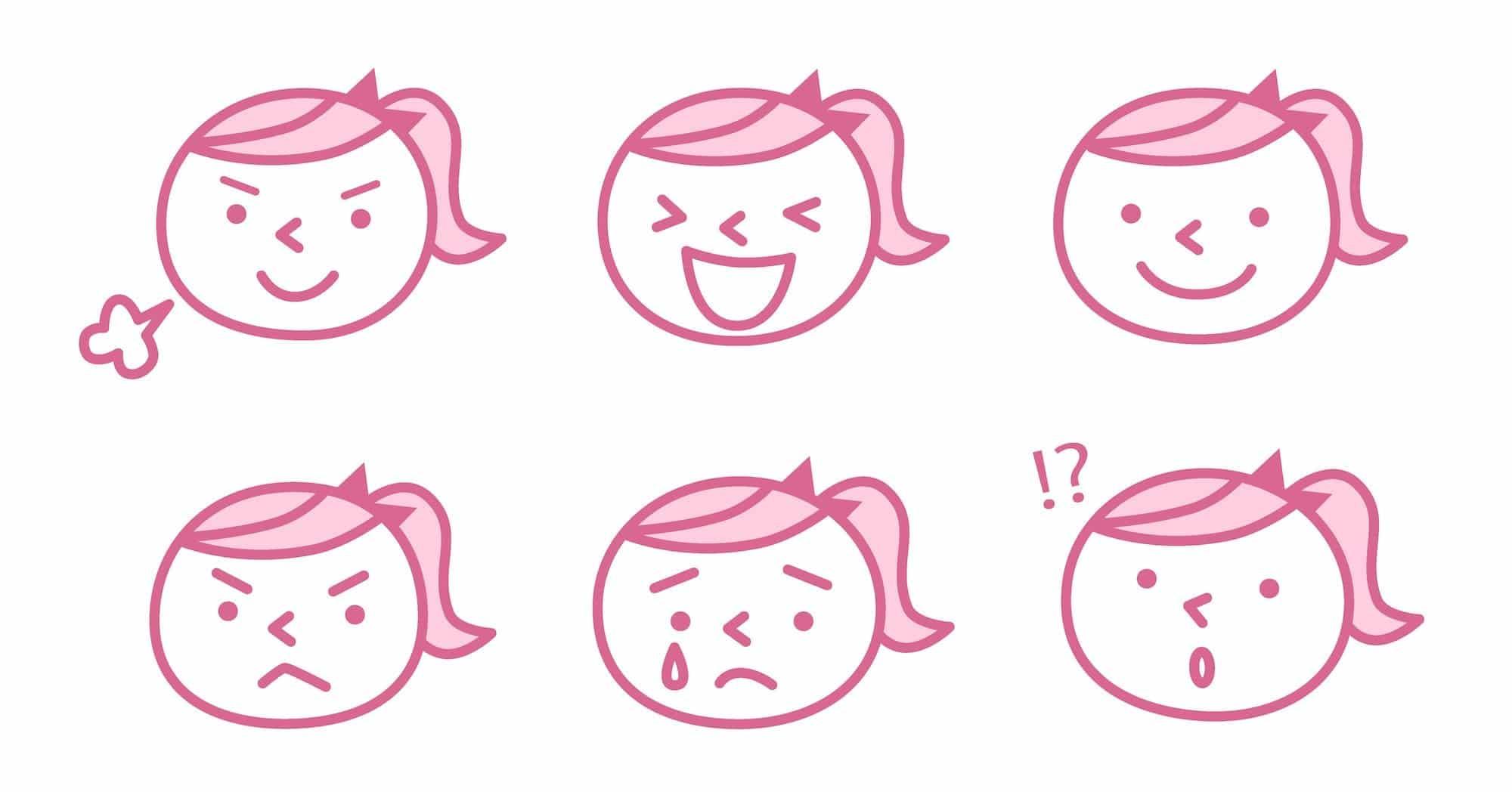 Impariamo a riconoscere le emozioni giocando | Dipendiamo.blog