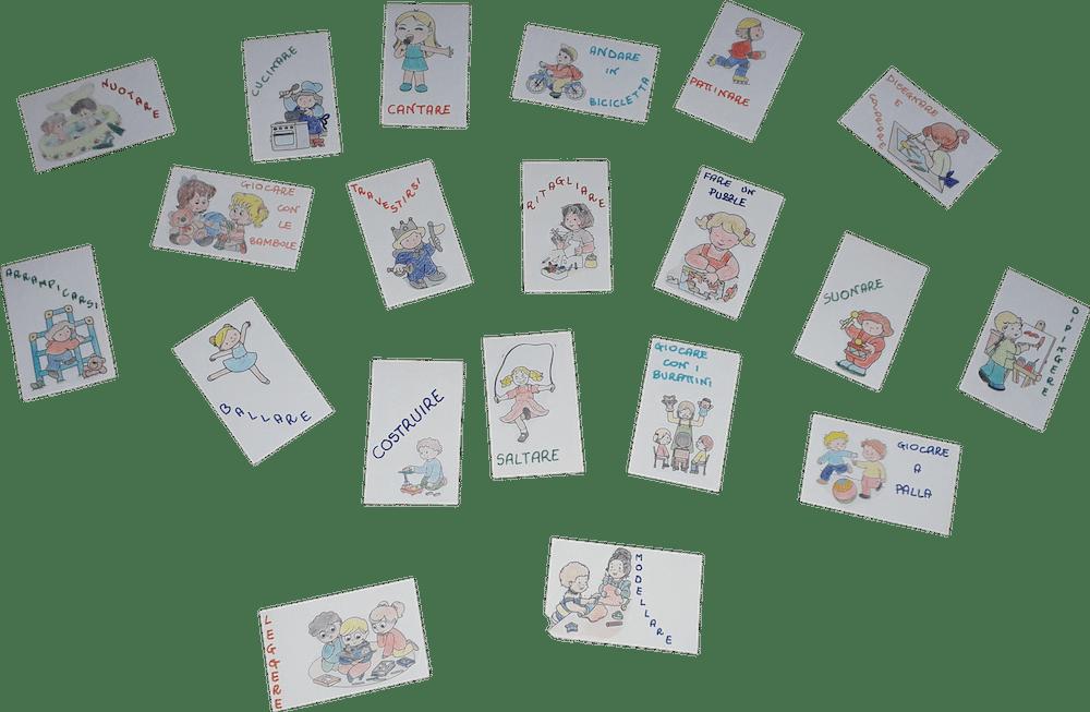 Le Carte del tempo libero | Passaggio 4 | Dipendiamo.blog