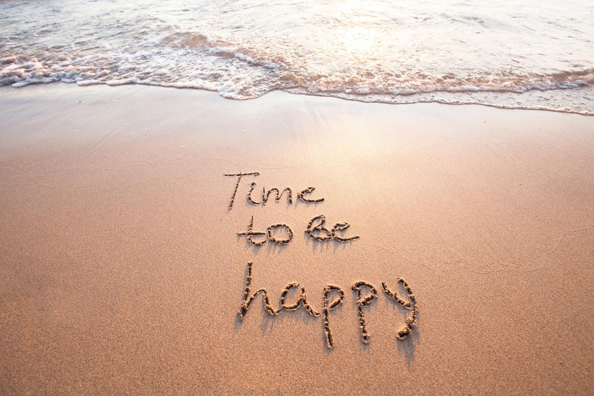 Un mare d'Amore: Weekend della Felicità | Dipendiamo.blog