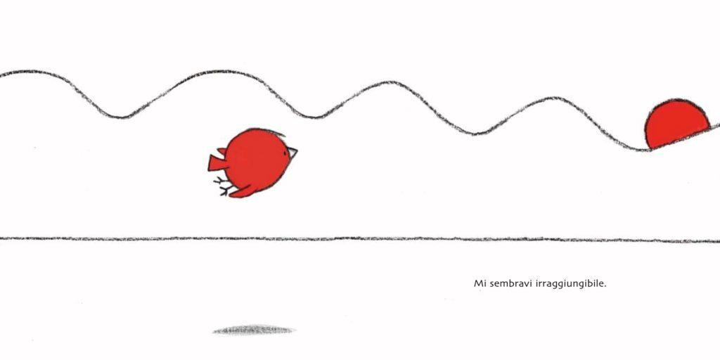 Un uccellino in cerca d'amore | Dipendiamo.blog