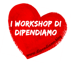 Logo Workshop Dipendiamo | Dipendiamo.blog