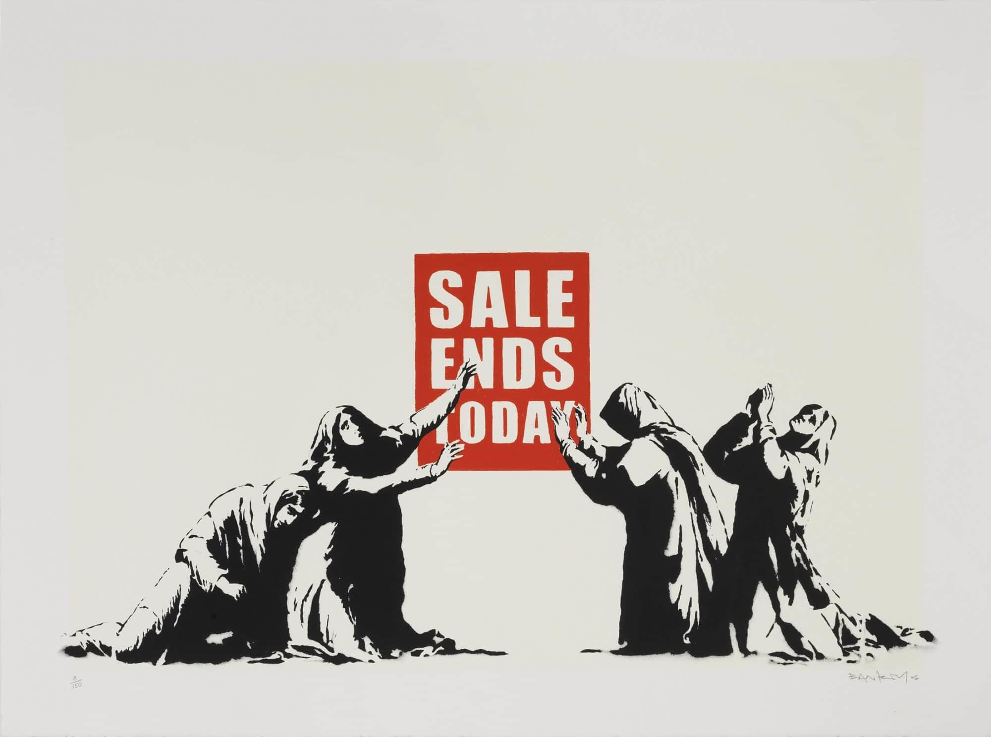 Sales Ends Today: l'angoscia del mancato acquisto | Dipendiamo.blog
