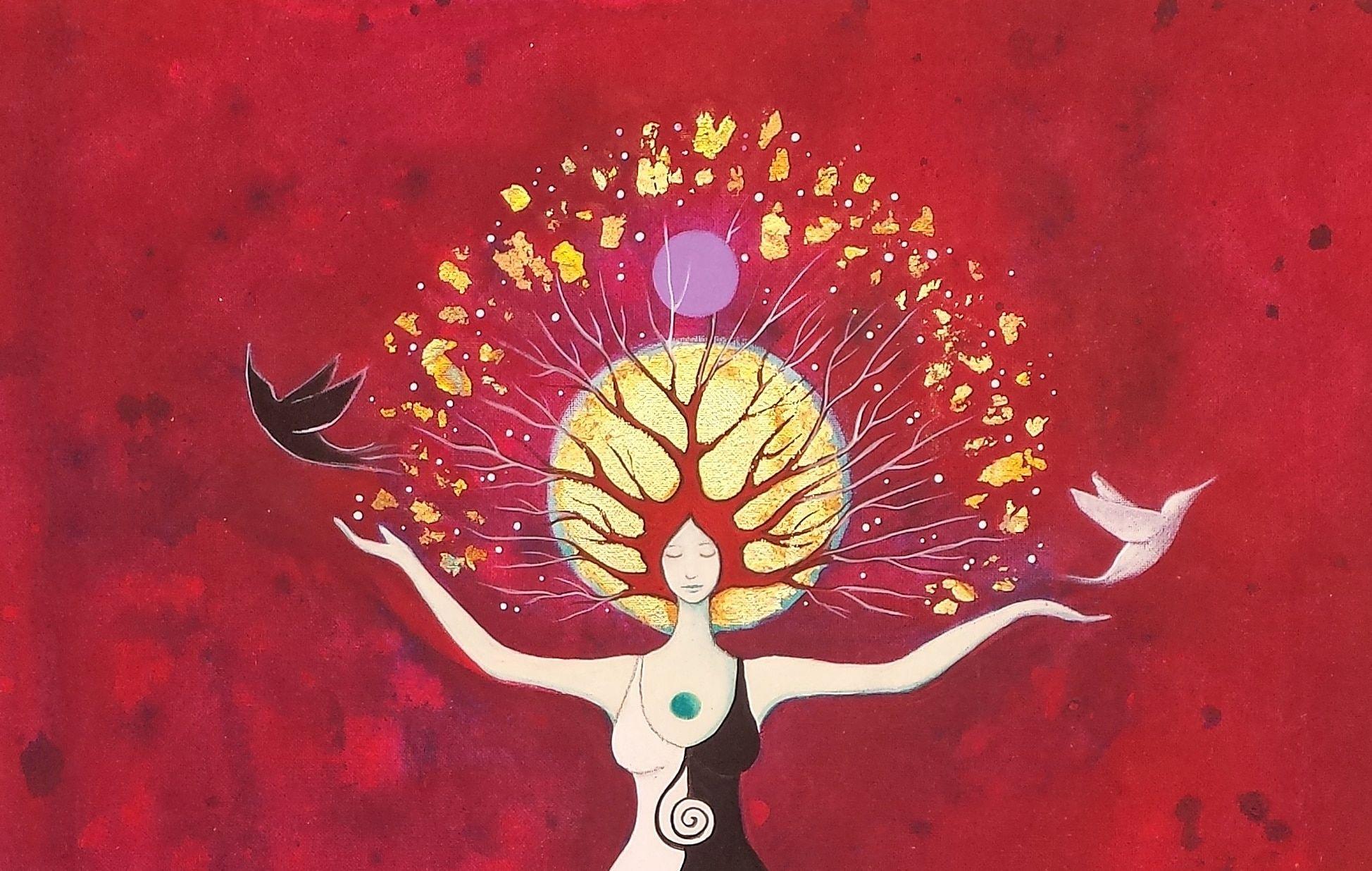 Lettera dalla Madre Terra alla Donna | Dipendiamo.blog