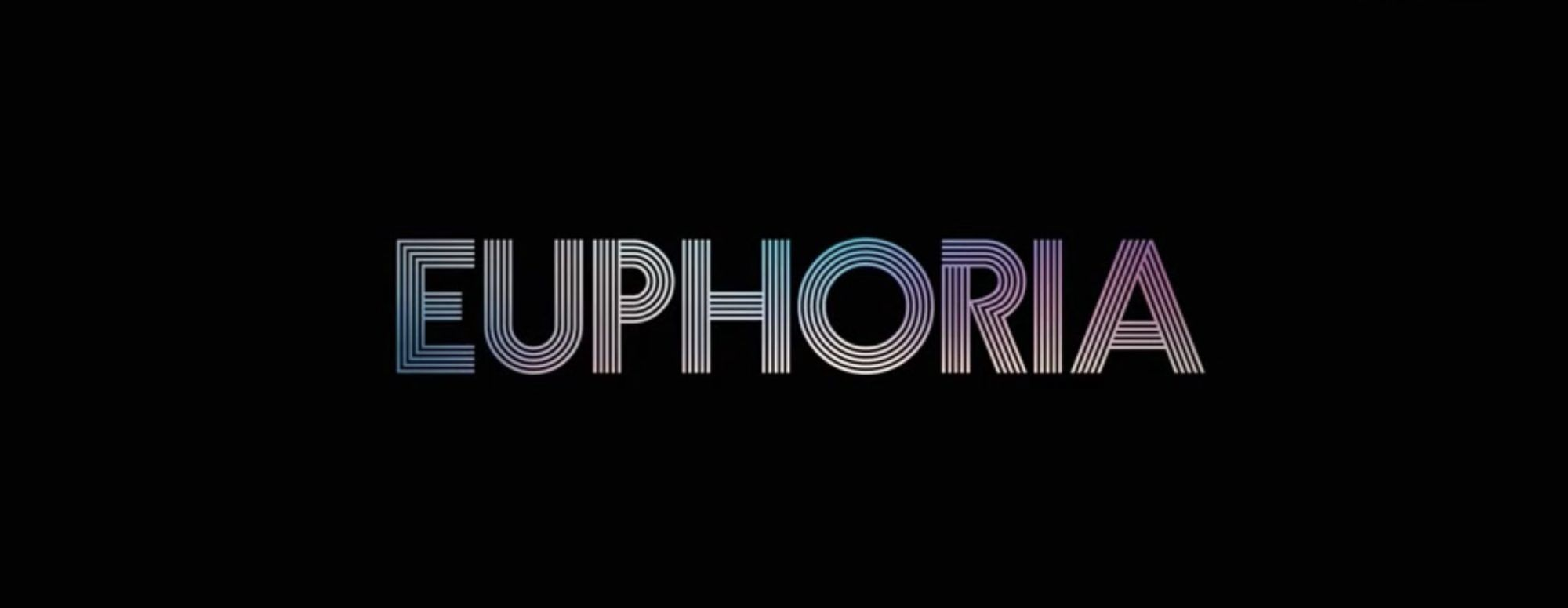 Euphoria: una serie sulla Dipendenza | Dipendiamo.blog