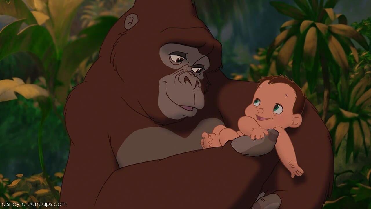 Un nodo che non si scioglie: Tarzan e l'amore materno | DipendiAmo.blog