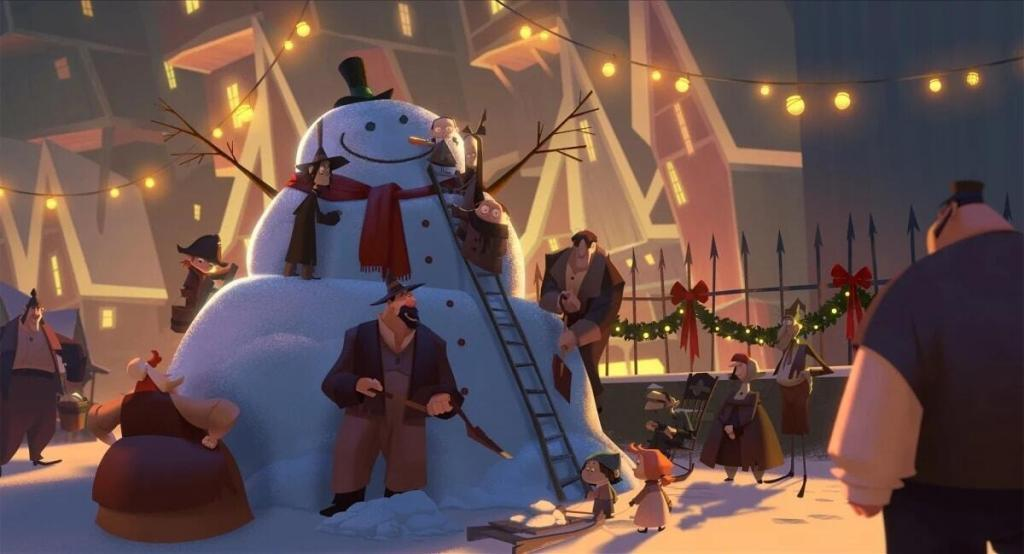 I segreti del Natale | Klaus | Dipendiamo.blog