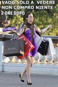 Lo Shopping come problema | Dipendiamo.blog